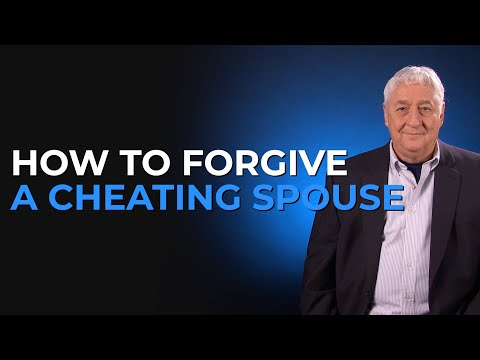 How To Forgive A Cheating Spouse
