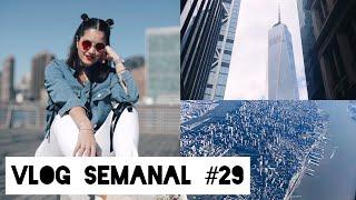 UN DIA EN LAS OFICINAS DE TEEN VOGUE Y CONDE NAST (Y vuelvo a Argentina ✈️) | VLOG SEMANAL #29