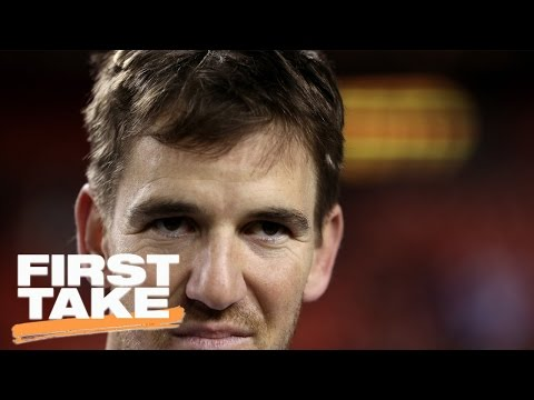 Eli Manning Accused Of Fraud | First Take | April 14, 2017