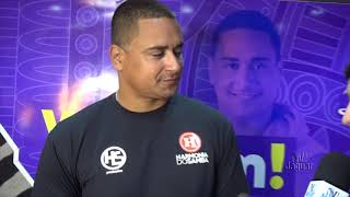 Entrevista com o XANDDY do Harmonia na sexta do 1º dia de LIMOFOLIA 2020
