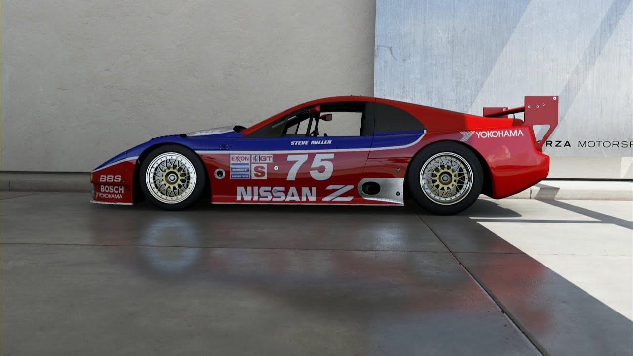 Forza Motorsport 6 1994 Nissan 75 Cunningham Racing