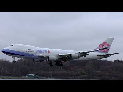 Plane Spotting at Luxembourg-Findel Airport | 6th January 2019