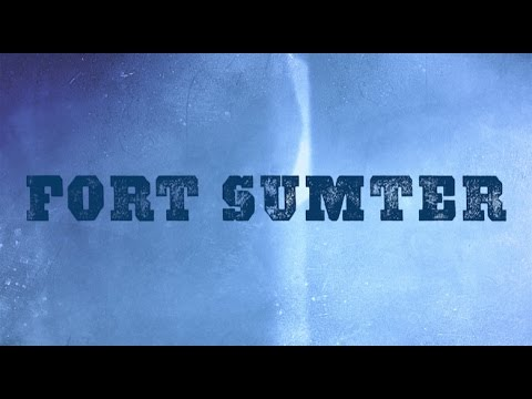 Civil War Trust Animated Map Fort Sumter YouTube