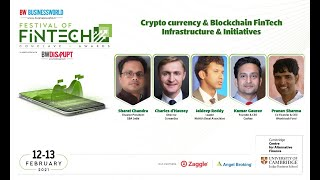 Crypto currency & Blockchain FinTech Infrastructure & Initiatives
