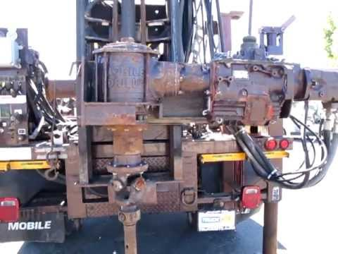 2000 Mobil B47HD Drill Rig (2) for sale