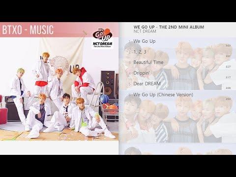 [Full Album] NCT DREAM - We Go Up - The 2nd Mini Album