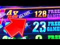 You Should Only Play BUFFALO DIAMOND Slot Machine When There's TRIPLE Digit Spins!