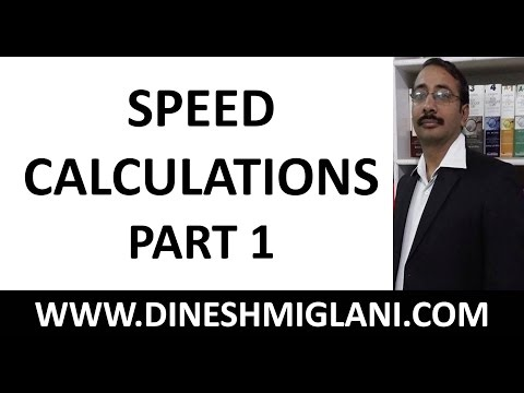 Best Tricks on Speed Calculations ( Vedic Maths) (Part 1) by Dinesh Miglani