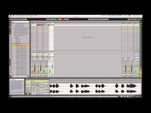 Tutorial 1: 5 minutes to ska in Ableton Live