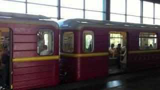 Moscow Subway ( Московский метрополитен ) HD