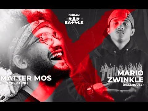 Soundrenaline 2019 - Bukan Rap Battle: Matter Mos X Mario Zwinkle (Full Length)