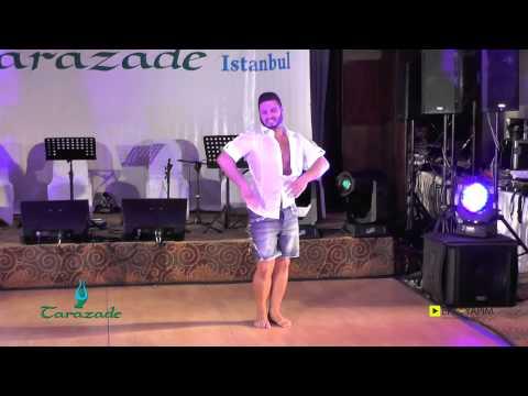 Azad Kaan Opening GalaTarazade 2014