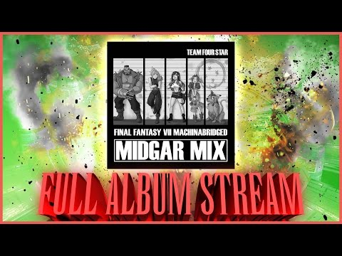 Final Fantasy VII: Machinabridged (FF7:MA) – Midgar Mix [FULL ALBUM STREAM]