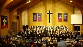 Rock Choir Pontyclun, Cowbridge & Bridgend sing Fall at your Feet 2015