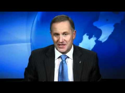 John Key Interview