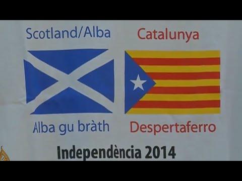 Spain's Catalonia seeks self-rule referendum