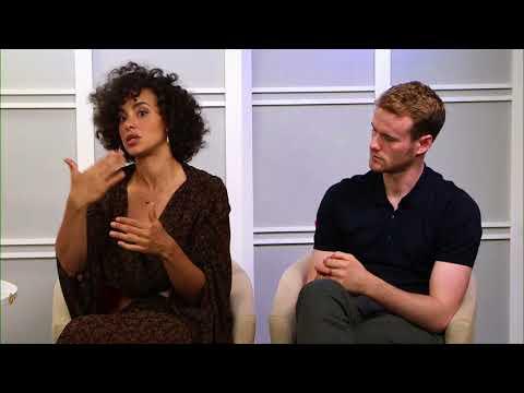 Lifetime's 'Harry & Meghan: A Royal Romance!' with Murray Fraser & Parisa Fitz-Henley