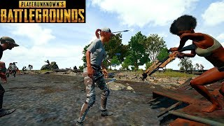 New Event! Xbows and Melee - PUBG Playerunknowns Battlegrounds - Live Stream PC