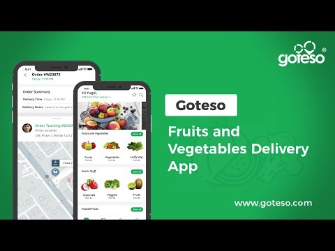 Best Online Fruit and Vegetable Delivery App for Your Business
