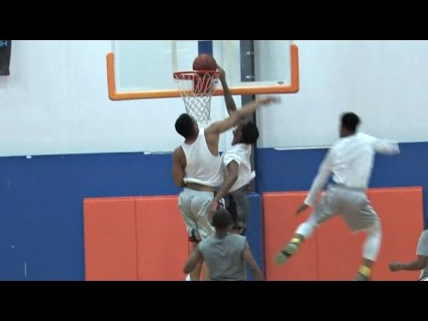 CRAZY Highlights! EliteMixtapes Pick-Up Game in Concord