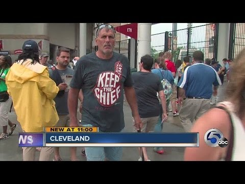 11: Indians fans react to Redskins controversy