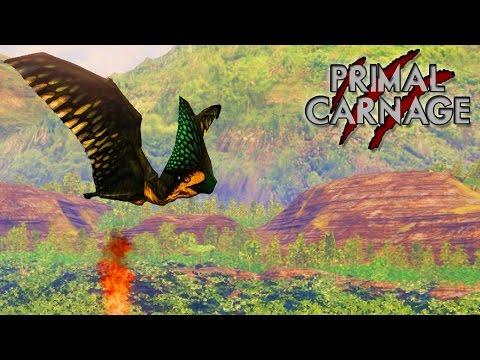 Primal Carnage Extinction (Gameplay/PT-BR) - O Grande Voador Tupa! (#3)
