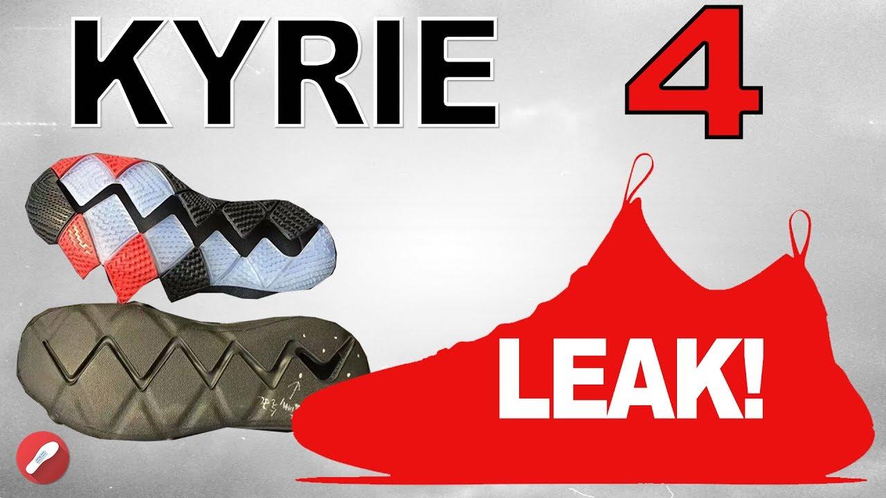 4ca51d845dd Nike Kyrie 4 LEAK! - YouTube