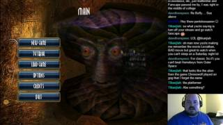 FRELLING DREN - Farscape: The Game with Pantsless Aaron Ep. 1