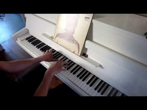 Solo piano arrangement of David Bowie's Aladdin Sane