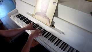 Solo piano arrangement of David Bowie