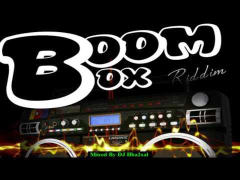 Boombox Riddim Mix