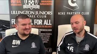 LJFC TV - Coaches Corner with Brian & Mikey