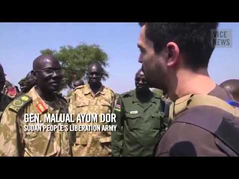 Ambushed in South Sudan Full Length