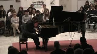 Rachmaninoff's Corelli Variations op. 42, Live by Apostolos Palios