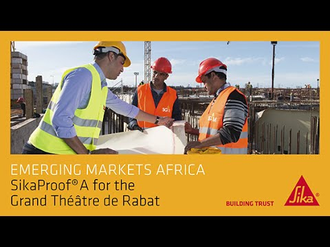 Emerging Markets - Grand Theatre Rabat