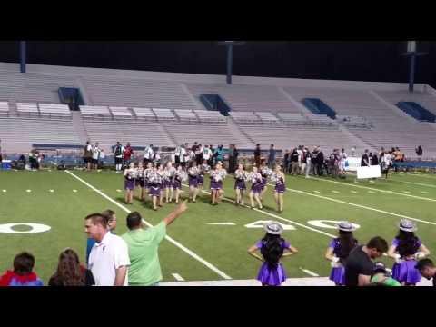 Hamilton MS  Sapphires - WWAFT VS TX NFL ALUMNI