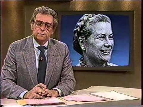 Grace Kelly TV Obits, 1982 TV