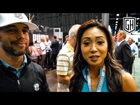 BEHIND THE SCENES AT THE 2019 PGA SHOW!!