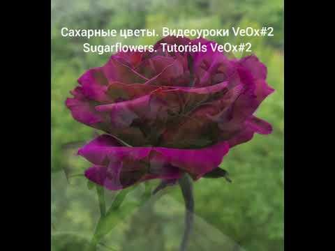 How make Sugarflowers