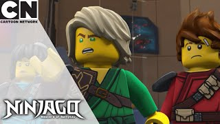 Ninjago   Stealing the Prime Empire Disc   Cartoon Network UK