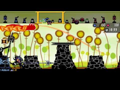 Patapon 3 - Buzzcrave the best Dark Hero?