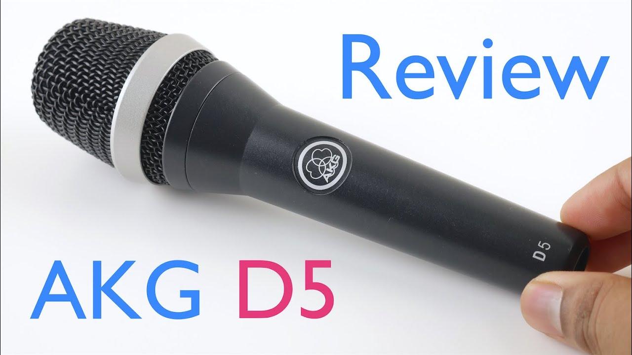AKG D5