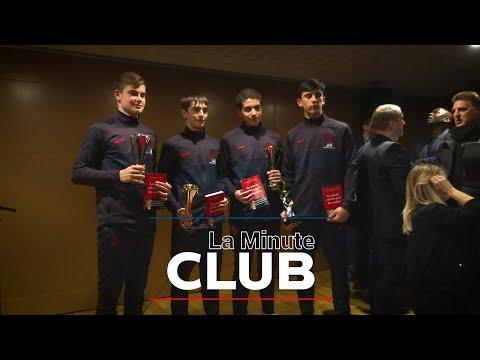 LA MINUTE CLUB : CONCOURS D'ÉLOQUENCE