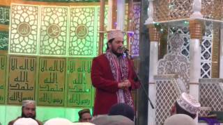 Naat by Zulfiqar Ali P1 | Faizaan e Madina Masjid Peterborough | 12th Jan 2015