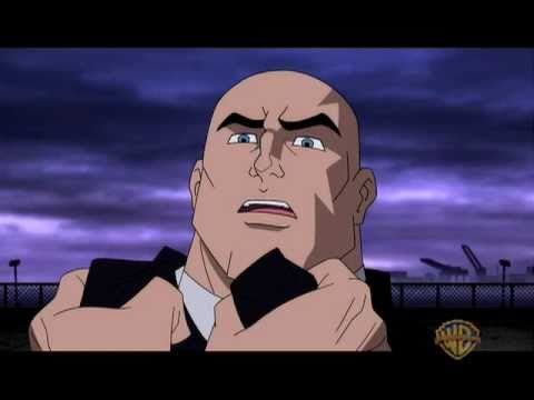 "Superman Batman Public Enemies ""Metallo"""