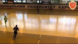 """ЖФК """"ИМС-НУХТ"""" (Киев) - ЖФК """"Merry Land- КДЮСШ-8"""" (Харьков)"""