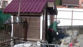 видео Где заказать чистку колодцев в солнечногорском районе