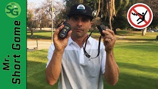 The Best Golf Training Aid Ever - Warning This is Dangerous!!!