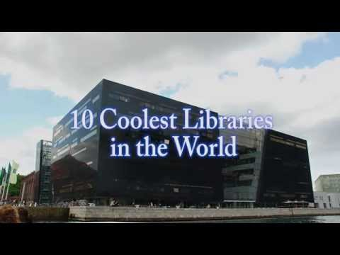 10 Coolest Libraries in the World