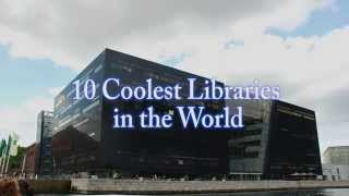 10 Coolest Libraries in the World thumbnail